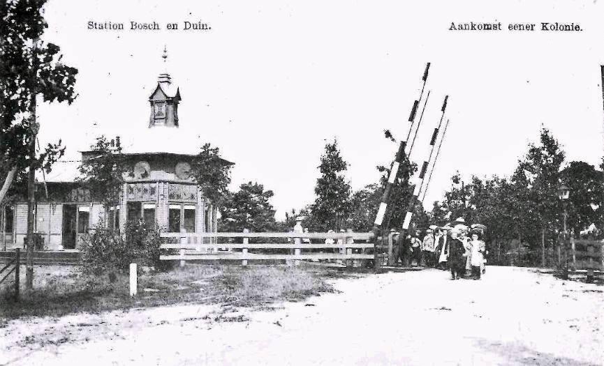 Station Bosch en Duin